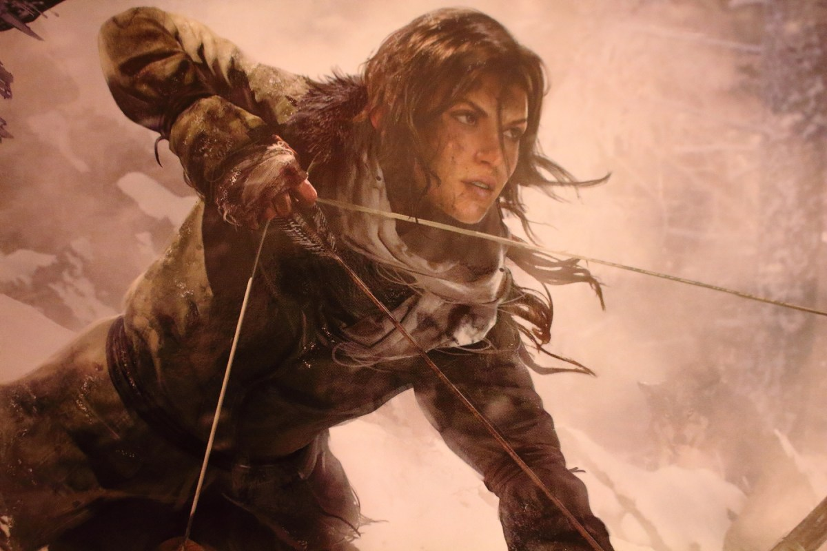 Rise of the Tomb Raider: The Official Artbook, la bonne pioche ?